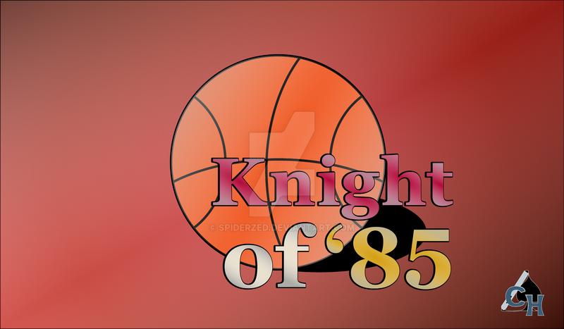 Knight of '85 by SpiderZed