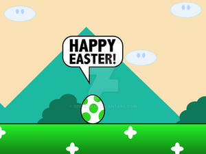 Happy Easter Yoshi