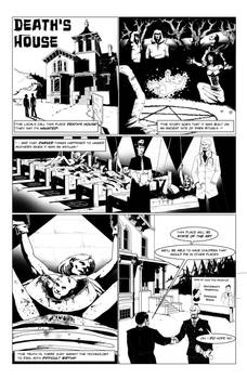 death house - Hallowscream