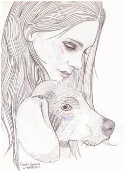 Sadness And Pets