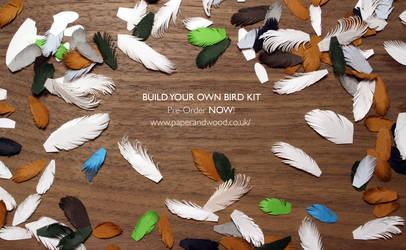 Bird making kits! by ZackMclaughlin