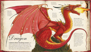 Red dragon by ZackMclaughlin