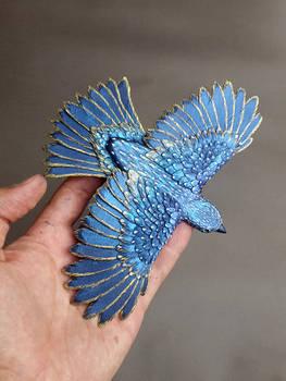 Iridescent Bird