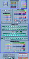 Sonic the Hedgehog - Emeralds by SonicDash57