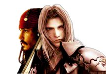 Me silver haired mate by Jack--Sparrow
