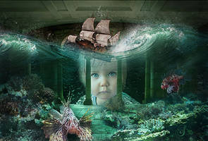 Aquarium by kymagraph