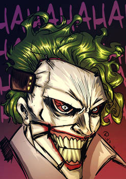 new joker color with Miri