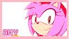 Pastel Pink Amy Stamp by mrneedlem0use