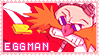 Pastel Pink Eggman Stamp by mrneedlem0use