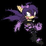 Pastel Goth Vampire Bat Adopt (Closed) by Jazzakat