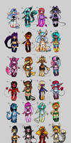 24 Adopts - Set Price - 200 Points each 3/24 CLOSE