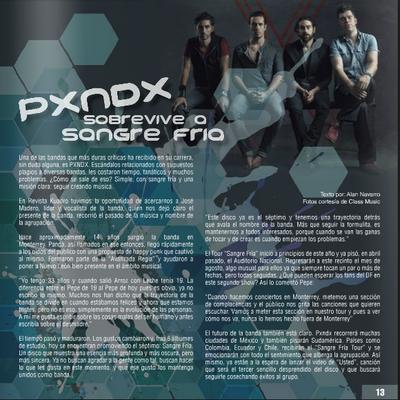 PXDX by Misterysoul