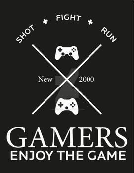 Gamers - Enjoy the game