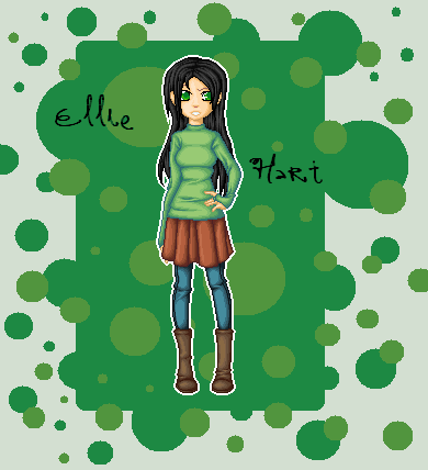 SPP - Ellie Hart - Round Two by L-i-NKedxART