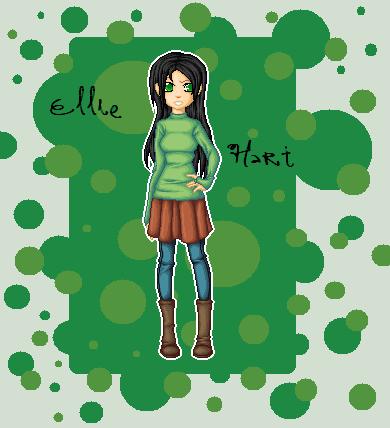 SPP - Ellie Hart - Round Two by L-i-NKedxART