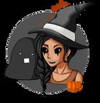 GAIA COMM - Halloween Bust by kingxlink