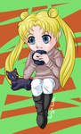 GIFT - Cozy Christmas Usagi by kingxlink