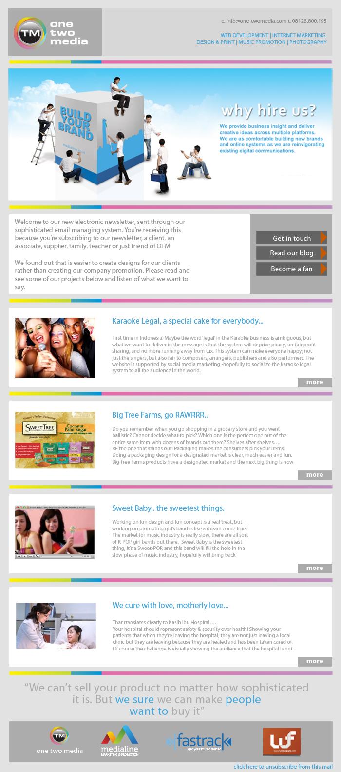 newsletter layout by Aroganku on DeviantArt
