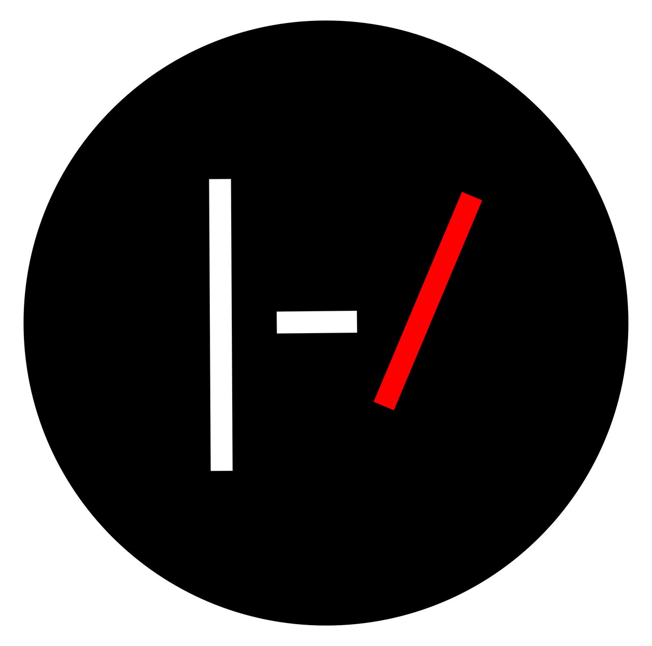 new twenty one pilots logo by fieldsofdaisies on