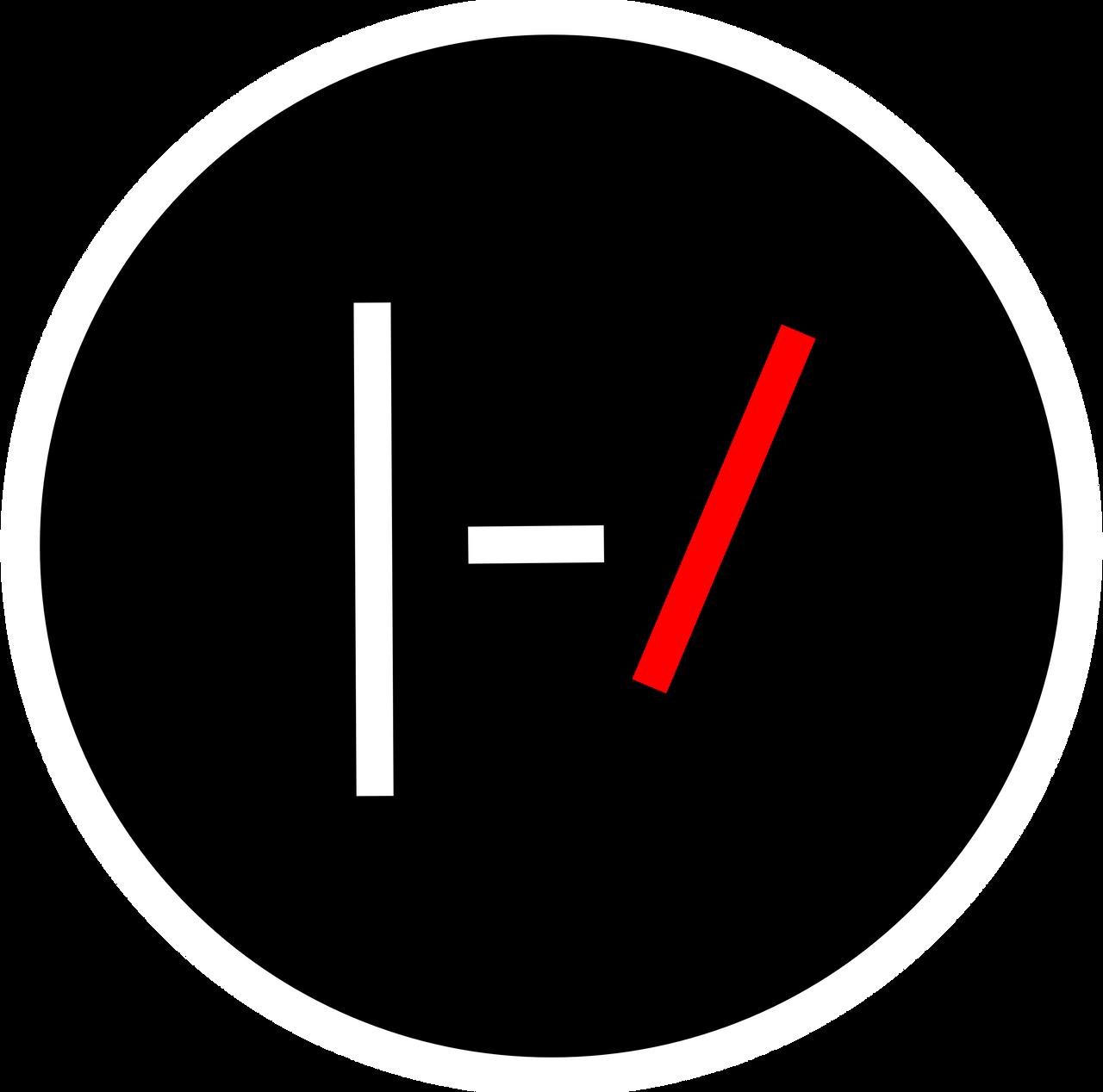 New Twenty One Pilots Logo By Fieldsofdaisies On Deviantart