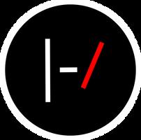New Twenty One Pilots logo |-/ by fieldsofdaisies