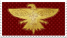 Thunderbird Stamp - Ilvermorny by fieldsofdaisies