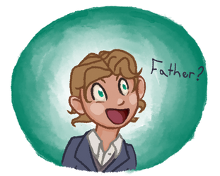 Thomas - The 18th Century Boy Who Doesn't Realize  by MiasmaMethod