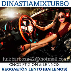 CNCO - Reggaeton Lento -Bailemos by FARRUKO25