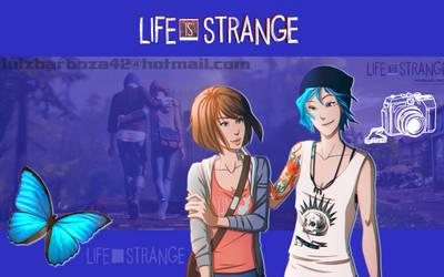wallpaper - Life is Strange by FARRUKO25