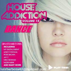 CD - House Addiction, Vol. 15