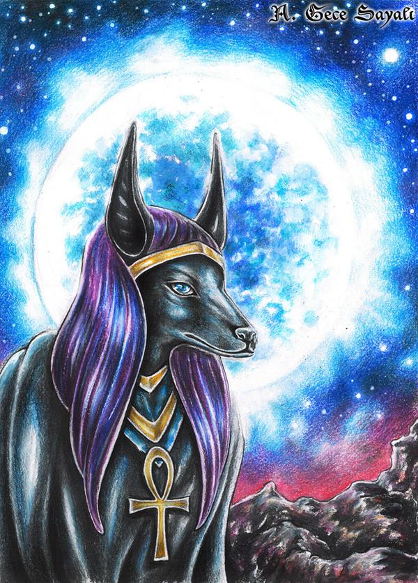 The Dog Star by A-Gece-Sayali