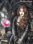 Charm Of Darkness by A-Gece-Sayali