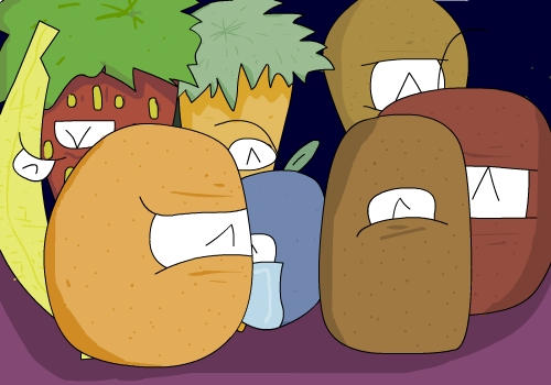 The Clock Crew by Sundaycomics
