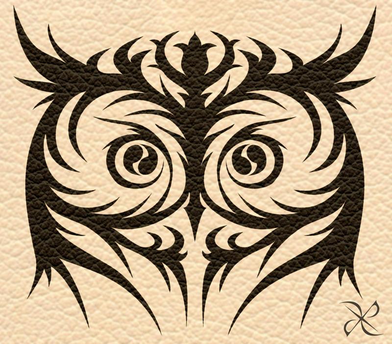 tattoo tribal