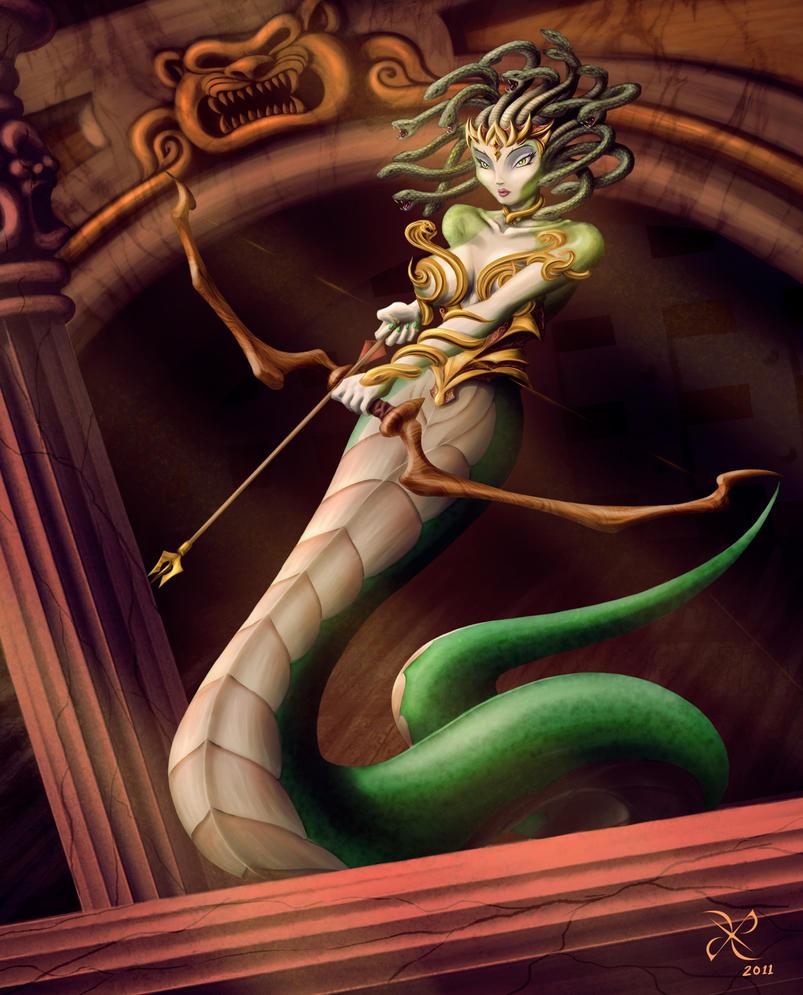 Gorgone Medusa