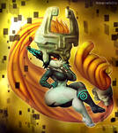 Imp Midna [Painterly] by scificat