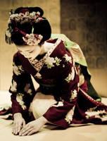 Geisha by YuuInFushiginoKuni