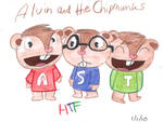 Alvin and the chipmunks HTF