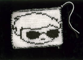 Dave Knitted Pattern by WillehTehHatKidDaveh