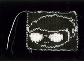 Dave Knitted Pattern Flipside by WillehTehHatKidDaveh