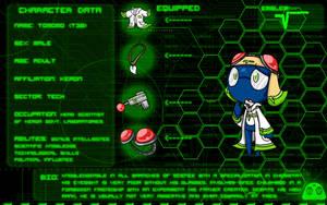 Character Template: Tomomo by tomomogikan