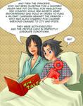Bedtime stories by felisdeityus