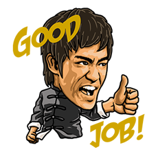 Bruce-Lee-Stickers-765149