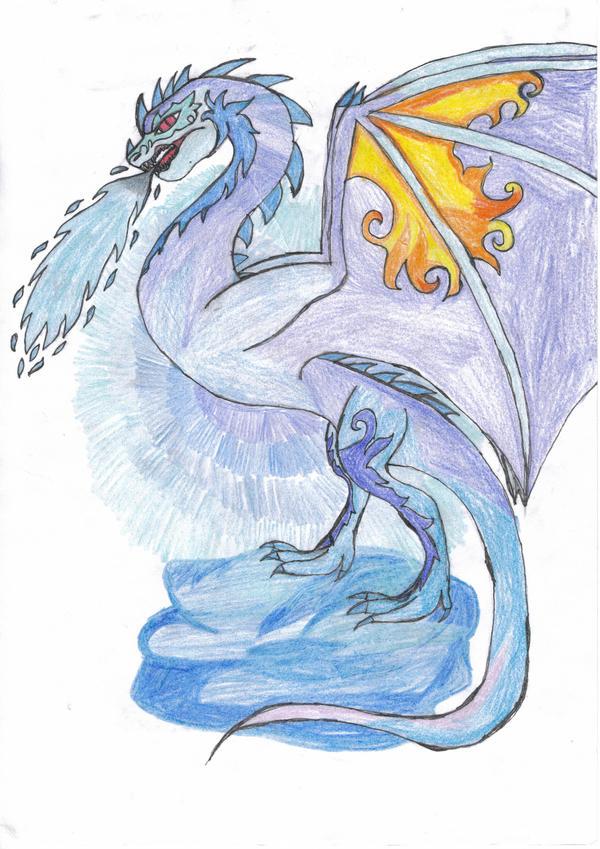 ice elemental dragons - photo #34