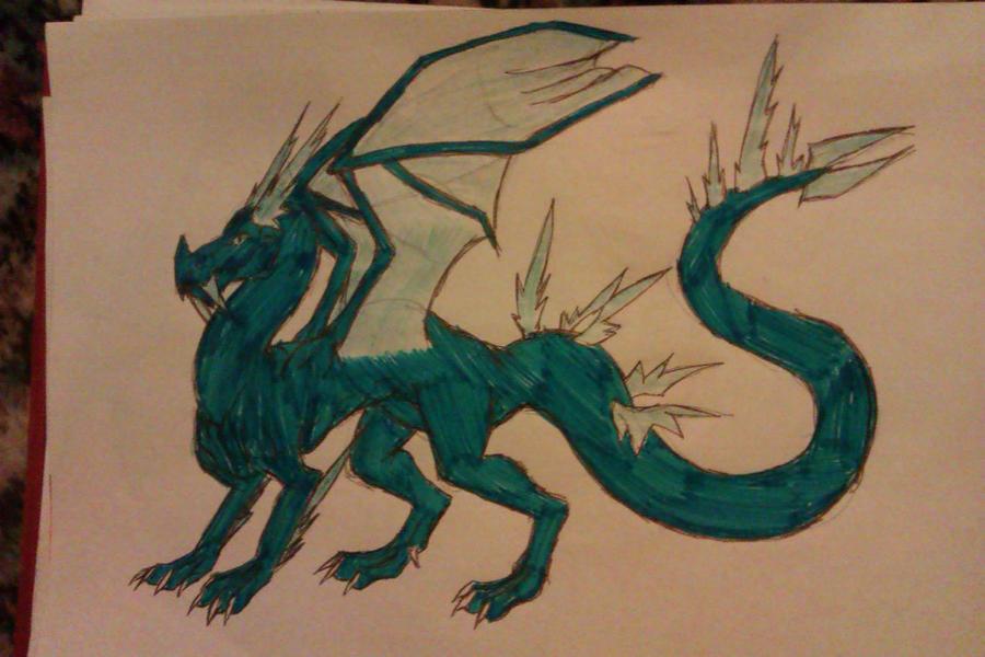 ice elemental dragons - photo #25