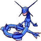 Sapphire Rayquaza XY by GaaraxHinata6666