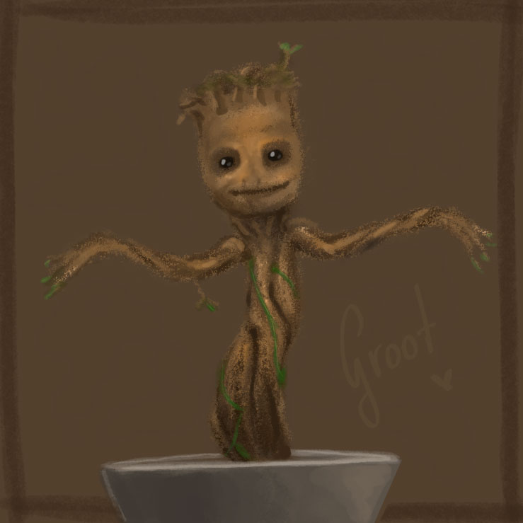 Groot by MakaniValur