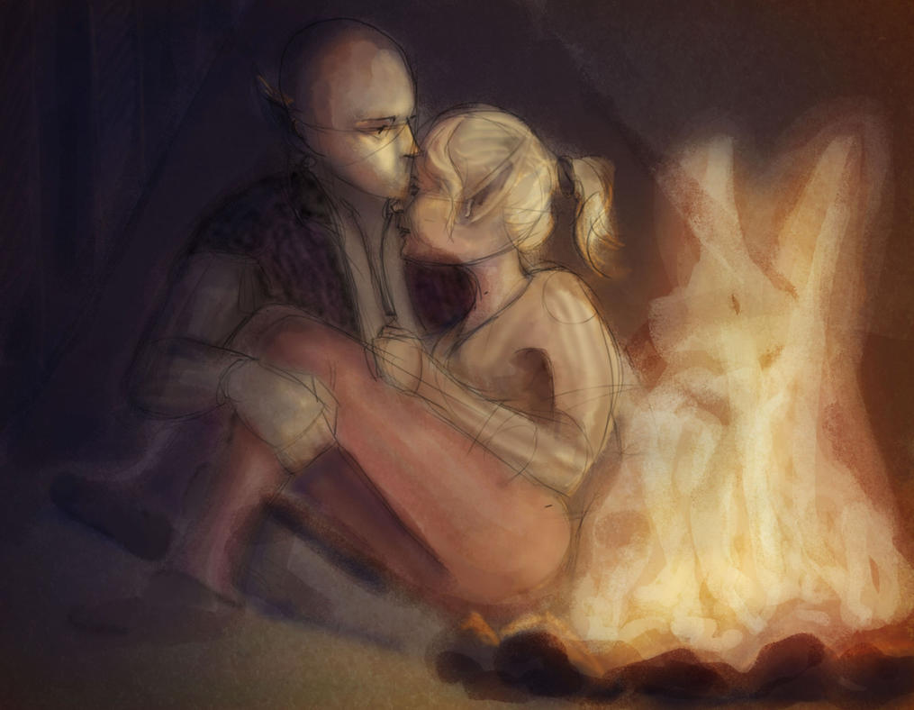 Late Night Solas by MakaniValur