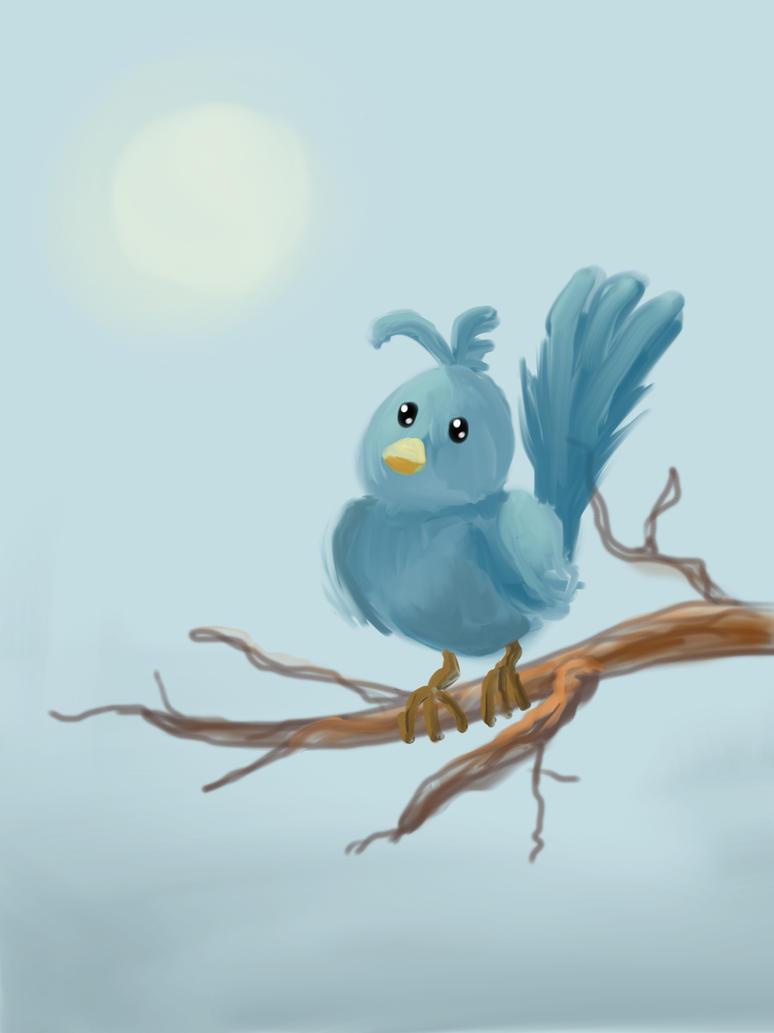 Tweety Bird by MakaniValur