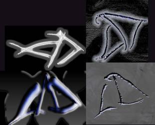 dD Symbols -scraps- by dDefinder